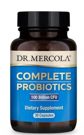 proi10030 - Complete Probiotics 100 Billion CFU (30 Capsules) - Dr. Mercola