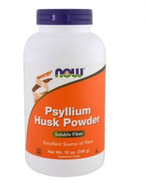 psyllium husk powder 1 300x375 - Psyllium Husk Powder (340 g) - Now Foods