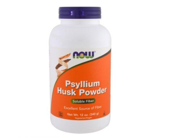 psyllium husk powder 1 600x478 - Psyllium Husk Powder (340 g) - Now Foods