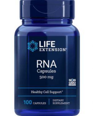 rna ribonucleic acid 500 mg   100 capsules 1 300x375 - Rna (Ribonucleïnezuur) 500 Mg - 100 Capsules - Life Extension