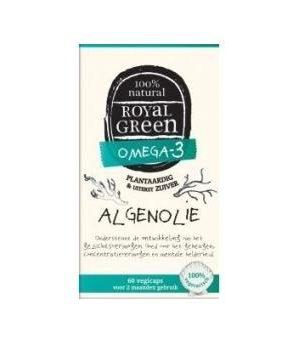 royal green algenolie 60vc 300x344 - Algae Oil (60 vcaps) - Royal Green