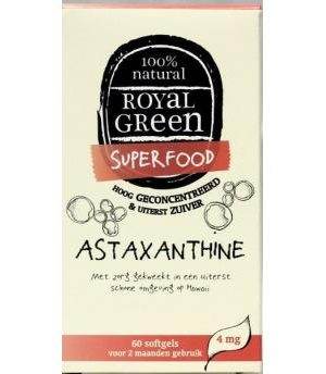 royal green astaxanthine 60sft 300x344 - Astaxanthine (60 softgels) - Royal Green