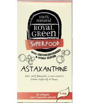 royal green astaxanthine 60sft 300x344 - Astaxanthine (60 softgels) - Royal Green
