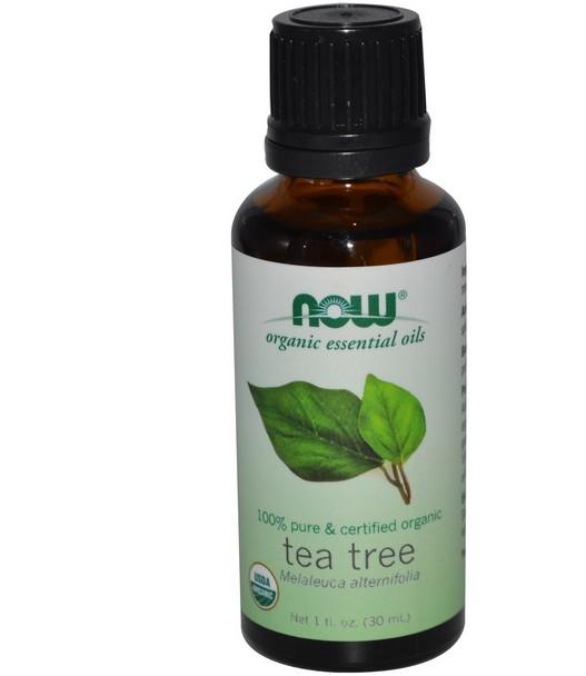 tea tree essential oil now foods.1 - Biologische essentiële olie - Tea Tree (30 ml) - Now Foods
