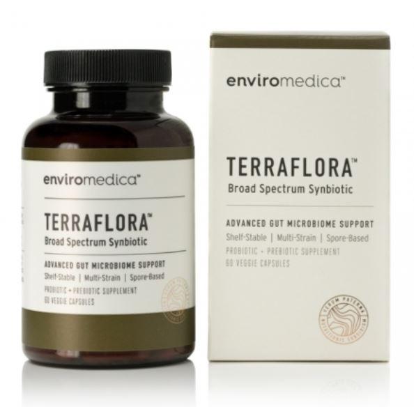 terraflora - Terraflora Synbiotica (60 capsules)-EnviroMedica