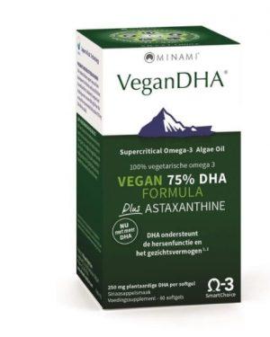 vegan dha minami 300x375 - VeganDHA (60 Capsules) - Minami