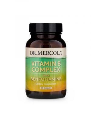 vitamin b 30 300x375 - Vitamin B Complex (60 Capsules) - Dr. Mercola