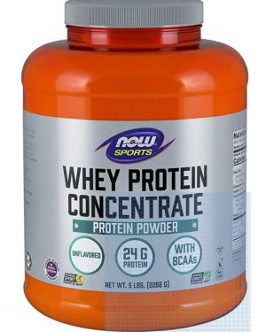 whey protein concentrate   natural unflavored 2268 gram   now foods1 300x375 - Whey Protein Concentrate - Natural Unflavored (2268 gram) - Now Foods