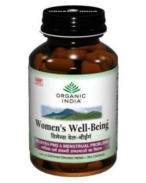 womens well being 300x375 - Vrouwen Welzijn (90 Veggie Caps) - Organic India