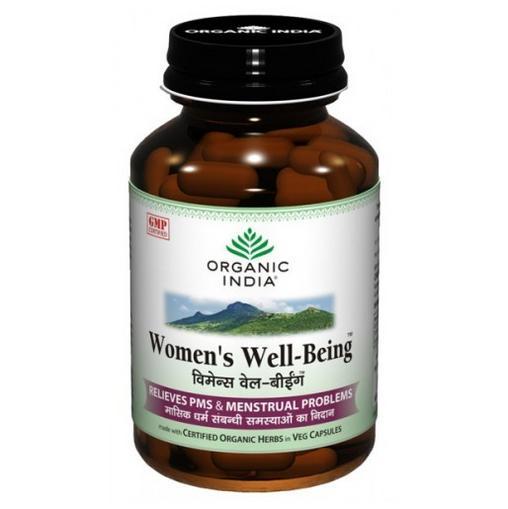 womens well being - Vrouwen Welzijn (90 Veggie Caps) - Organic India