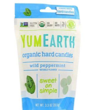 yumearth hardcandie 1 300x375 - Biologische vitamine C druppels, Anti-Oxifruits (93.5 g) - Yummy Earth