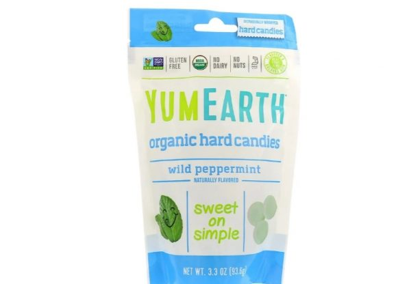 yumearth hardcandie 1 600x416 - Biologische vitamine C druppels, Anti-Oxifruits (93.5 g) - Yummy Earth