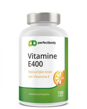 075.100 300x375 - Perfectbody Vitamine E Capsules - 100 Softgels