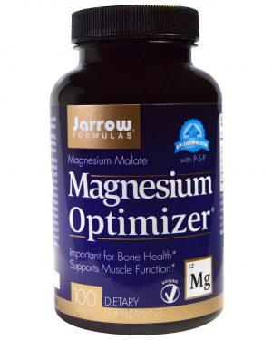 13 3 300x375 - Magnesium Optimizer (100 tablets) - Jarrow Formulas