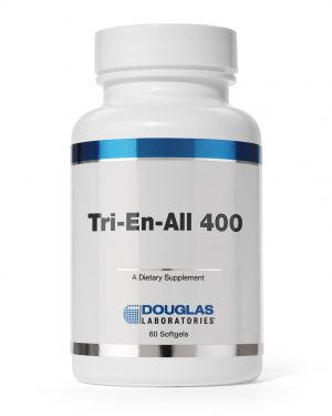 1 2 40 300x375 - Tri-En-All 400 (60 Softgel Capsules) - Douglas Laboratories