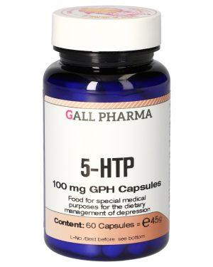 4729784 5 HTP 100 mg GPH Capsules 60 ST 1 300x375 - 5-HTP 100 mg GPH (60 Capsules) - Gall Pharma GmbH